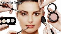 Bağdat Caddesi Aslı Ayfer Tirtom Güzellik'te Porselen Makyaj Uygulaması!