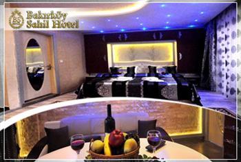 Bak�rk�y Sahil Otel 4 veya 8 Ki�ilik Muhte�em Suit Odalarda Konaklama Keyfi 149 TL!