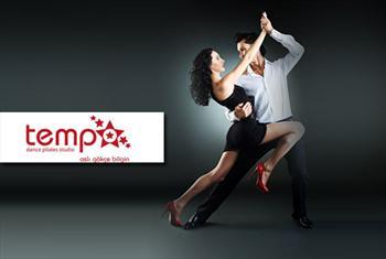 Mecidiyek�y Tempo Dans Pilates St�dyosu'nda se�ece�iniz 1 AYLIK Sosyal Latin (Salsa - Bachata Merengue), Roman - Oryantal, Arjantin Tango, Zumba�,...