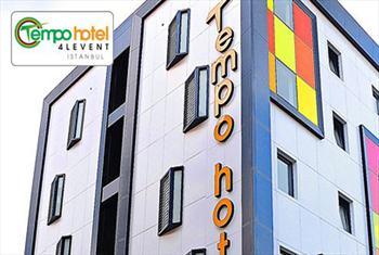 4. Levent Tempo Otel'de 2 Ki�ilik 1 Gece Oda Kahvalt� Konaklama Keyfi 240 TL Yerine 149 TL!