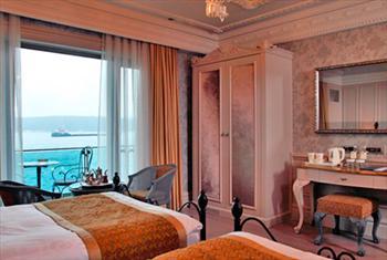 Tarabya The Central Palace Bosphorus'ta kahvalt� dahil �ift ki�ilik 1 gece konaklama keyfi 199 TL'den ba�layan fiyatlarla!