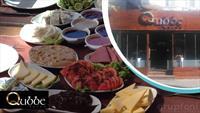 Qubbe Gusto'da Enfes Lezzetler Eşliğinde 2 Kişilik Serpme Kahvaltı Yaşayın!