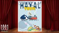 'Hayal Treni' İsimli Çocuk Oyunu 1001 Sanat Sahne'de!