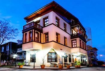 Marmara denizi'nin incisi B�y�kada Yal� Butik Otel'de 2 ki�i 1 gece konaklama ve kahvalt� keyfi 200 TL yerine 99 TL!