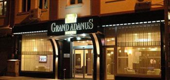 Grand Adanus Hotel Seyhan'da �ehrin Kalbinde Konaklama Se�enekleri!