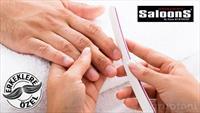 Kozyatağı SaloonS Güzellik & Solaryum'da Erkeklere Özel Bakım Paketleri!