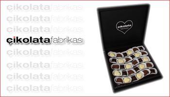 Sevdiklerinize en tatl� y�lba�� hediyeleri! Te�vikiye �ikolata Fabrikas�'ndan Y�lba�� �zel K���k Kutuda 14 adet Truffle 20 TL yerine 9,90 TL; B�y�k...