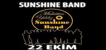 Sunshine Band Konseri, E.�. Konak Akm'de!