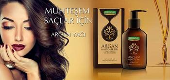 Bebak'tan Argan Hair Care Oil Sa� Bakim Ya�i! (Kargo Bedava)