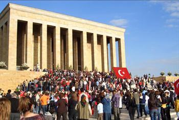 10 Kas�m Haftas�nda Ata'm�z�n Yan�nday�z! G�n�birlik Ankara Turu Gidi�-D�n�� Ula��m - �evre Gezileri Dahil 39 TL!S�n�rl� say�da!