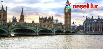 T�m Sezonlarda 4 G�nl�k Londra Turu!