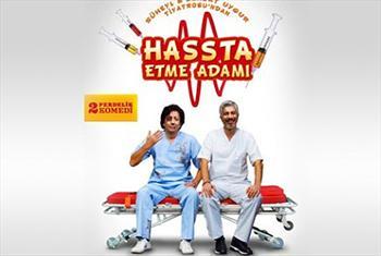 Kahkaha tufan�na davetlisiniz! S�heyl ve Behzat Uygur'un Yepyeni Komedisi Hasta Etme Adam� tiyatro oyununa biletler 35 TL yerine 21 TL!