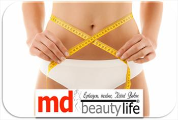 Mecidiyek�y MD Beauty Life'da b�lgesel incelme ve s�k�la�ma paketi 125 TL yerine 17,90 TL!