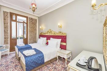 Merkezi Konumu ve ��k Dizayn� �le By Murat Crown Hotels Asmal�mescit'de 2 Ki�i Tek Gece Konaklama ve Kahvalt� 189 TL