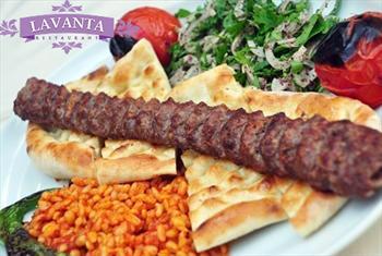Gayrettepe Lavanta Restaurant'ta Havuz Ba�� Enfes Kebap Men� 59 TL Yerine 34,90 TL!