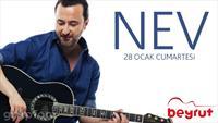 28 Ocak Nev Konseri Beyrut Performance Sahnesi'nde!