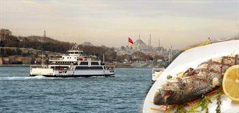 Deniz Manzarali Sariyer Voli Balik'tan Enfes Men� Ziyafeti!
