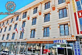 ��neada Parlak Resort Otel'de 2 Ki�i 1 Gece Yar�m Pansiyon Konaklama Keyfi 269 TL Yerine 99 TL! (S�n�rl� Say�da)