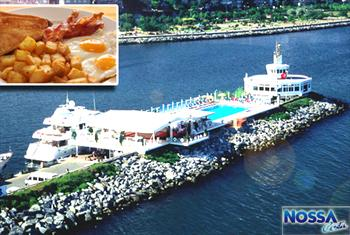 Atak�y Marina Nossa Costa'da S�n�rs�z �ay, Kahve ve Meyve Sular� e�li�inde Serpme Kahvalt� keyfi 60 TL yerine 34 TL!