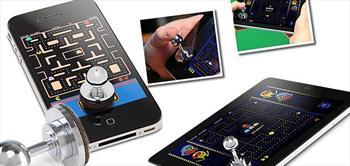 �phone, �pad Ve Android Cihazlar ��in Oyun Kolu Joystick!