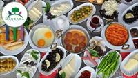 Sarıyer Manzara Cafe & Restaurant'ta Denize Nazır Açık Büfe Kahvaltı Keyfi!