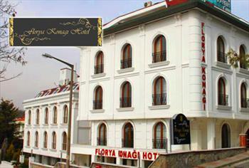 �stanbul'un nezih hoteli Florya Kona��'nda kahvalt� dahil �ift ki�ilik 1 gece konaklama keyfi 250 TL yerine 179 TL!