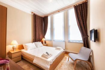 Kendinizi evinizde gibi hissedece�iniz bir konaklama keyfi! Educa Suites Balat Hotel'de 2 Ki�i 1 Gece Konaklama ve Kahvalt� 160 TL yerine 99 TL!