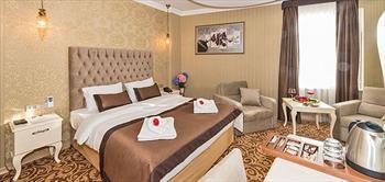 Taksim Hera Montagna Hotel'de 2 Ki�ilik Konaklama!