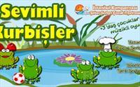 İstanbul Kumpanyası Ayrıcalığı İle ''SEVİMLİ KURBİŞLER'' Adlı Müzikli Çocuk Oyunu 25 TL Yerine Sadece 14.90 TL!