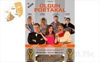 Tiyatroname Esatgil Oyuncuları'ndan OLGUN PORTAKAL Komedi Tiyatro Oyun Biletleri 56 TL Yerine 30 TL!