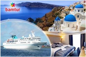 4 Y�ld�zl� Cruise Gemisiyle 7 Gece 8 G�nl�k Ultra Her �ey Dahil, Vizesiz Yunan Adalar� Turu 2600 TL Yerine 1.199 TL! (12 Haziran ��k��l� Turda...