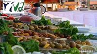 Sarıyer Riva'da Yöresel Açık Büfe Köy Kahvaltısı Keyfi!