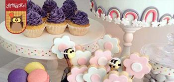Yirmid�rt At�lye'de Cupcake, Dekoratif Kurabiye, Ekmek Workshop'lari!