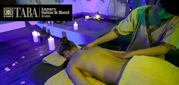 TABA LUXURY SUITES - FULL SPA ve TAB� K� MASAJ...