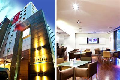 Gayrettepe divan stanbul city hotel 39 de kahvalt dahil for Divan gayrettepe