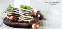 Cvk Hotel Taksim'de 2 Saatlik Çikolata Workshop'u!