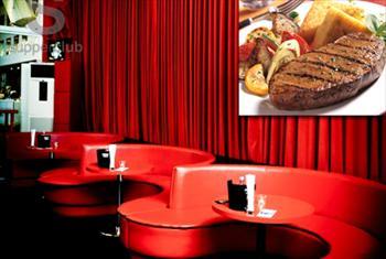 ��lg�nca e�lenmek i�in Amsterdam'a gitmeye gerek yok! Ortak�y Supperclub'da canl� DJ performans� e�li�inde ak�am yeme�i men�s� 120 TL yerine 69 TL!