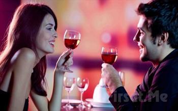 �i�li'de Arsima Hotel'de Romantik Bir Ak�am Yeme�i Sizleri Bekliyor! 5 �e�it Meze + Salata + Bal�k (Alabal�k, Palamut veya �ipura) + 1 Adet Alkoll�...