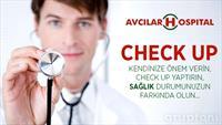 Özel Avcılar Hospital'dan Standart ve Ayrıntılı Check-Up Paketleri!