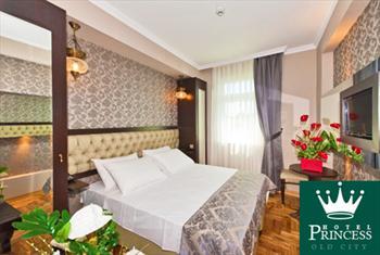Fatih Princess Old City Hotel'de standart odada 2 ki�i konaklama ve kahvalt� keyfi 220 TL yerine 139 TL!