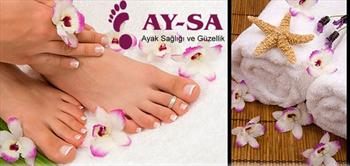 Ay-Sa Adana'da Uzman Cilt Ve Ayak Bakimi!