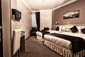 G�ng�ren Elite Marmara Residence'ta �ift Ki�ilik Oda Kahvalt� Dahil Konaklama Keyfi 259 TL yerine 119 TL!