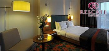 Van Rescate Hotel'de 2 Ki�i 5 Yildizli Konaklama!