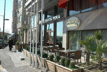 Hali� ve Pera Manzararal� konaklama keyfi! �stiklal Caddesi Hotel Santa Pera'da 2 ki�i 1 gece konaklama ve oda kahvalt� 240 TL Yerine 99 TL!