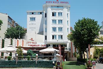 �stanbul'un en �ok tarih kokan yeri Topkap�'ya davetlisiniz! Topkap� City Wall Hotel'de 2 ki�i 1 gece konaklama + A�IK B�FE kahvalt� 220 TL yerine...