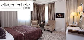 Taksim City Center Hotel'de 2 Ki�i �ehrin Kalbinde Konaklama!
