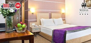 Ankara Midas Hotel Haymana Termal'de Yarim Pansiyon Tatil!