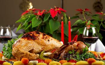 Y�lba�� Yeme�inizi My Moon Restaurant Haz�rl�yor! Hindili Y�lba�� Yemek Sepeti 200 TL Yerine Sadece 119.90 TL! (S�n�rl� Say�da)