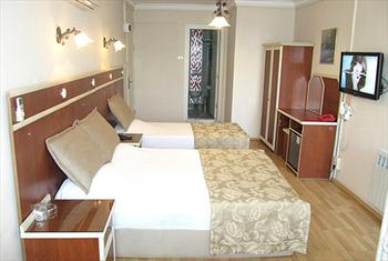 Bergama Efsane Hotel'de 2 Ki�i 1 Gece A��k B�fe Kahvalt� Dahil Konaklama Keyfi 150 TL Yerine 79 TL!