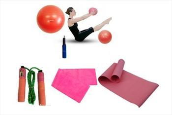 6'li Pilates Seti 49,90 TL